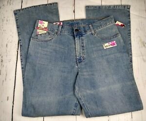 NWT Lee Girls Sure 2 Fit Adjustable Waistband Stretch Jeans Size 18 1/2