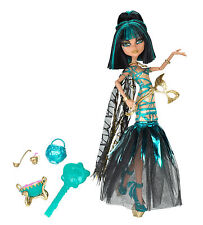 Monster High Cleo de Nile Mega Monster Party Ghouls rule OVP x3718