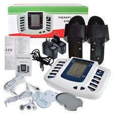 Electrical Muscle Stimulator Full Body Pulse Tens Slimming Acupuncture Massager
