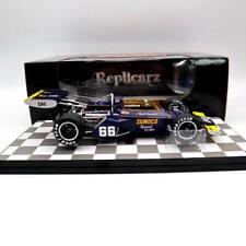 Replicarz 1972 Winner Indianapolis 500 Mark Donohue #66 R184827 Diecast 1:18