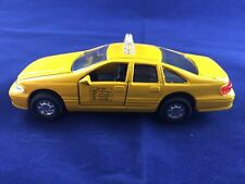 Yellow Chevy Caprice Taxi Cab -China