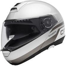 Helm Modularhelme Schuberth C4 Pulse Silber M