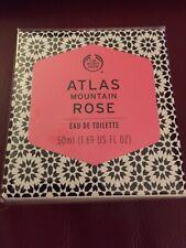 The Body Shop Atlas Mountain Rose Eau De Toilette 50ml New & Sealed