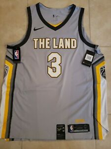 New Nike NBA Isiah Thomas Cleveland Cavs Authentic Jersey Men's XL/52 $200 NWT