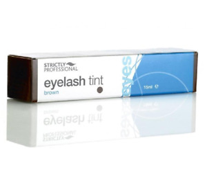 Strictly Professional Eyelash - Eyebrow Tint  BROWN 15ml