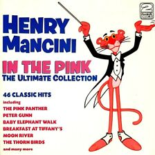 """""""Henry Mancini"""" - """"In The Pink"""" - """"The Ultimate Collection"""" - (CD-RCA Victor)"""