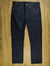 Men's J Crew Denim Jeans NWOT 31x30 Dark Wash 770 Kaihara Japanese Selvedge