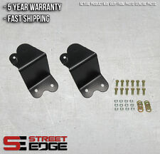 "Street Edge 2"" Rear Lowering Hangers 97-04 Dodge Dakota & RT 2WD"