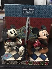 """Walt Disney Showcase Collection Mickey """"80 Years of Laughter"""" Figurine"""