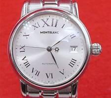 Original Montblanc Meisterstück Pix Unisex Uhr in Edelstahl