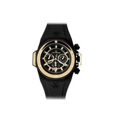 ToyWatch ToyStrong Chrono Black and Gold NSC01BK