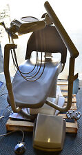Midmark 153592-003 UltraComfort Dental Chair With Delivery Unit Beige 2007