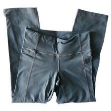 ATHLETA Grey Athletic Yoga Legging Pants Size Small S A30