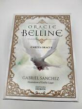 Oracle Belline nouvelle édition jeu de cartes divinatoires en Français+livret