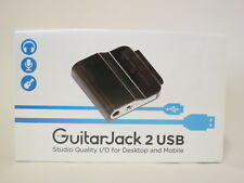 Sonoma Wire Works GJ2USB GuitarJack 2 Multiplatform USB Portable Audio Interface