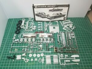 1/25 Scale AMT 1963 FORD GALAXIE PARTS