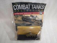 Deagostini Combat Tanks Collection Magazine & Model Issue No 29  Sealed  New