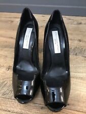 LK Bennett Peep Toe Shoes Size 5