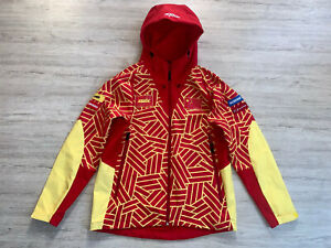 SWIX CHINA Olympic Ski Team Softshell Jacket Biathlon X Country Size S