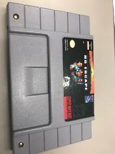 No Escape (Super Nintendo Entertainment System, 1994)