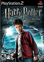 New Harry Potter and the Half-Blood Prince (Sony PlayStation 2, 2009) PS2 Sealed