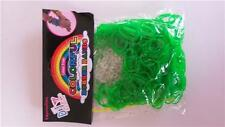 Loom Band refills with 1200 colourful rubber bands, 48 x S clips, 2 x hooks