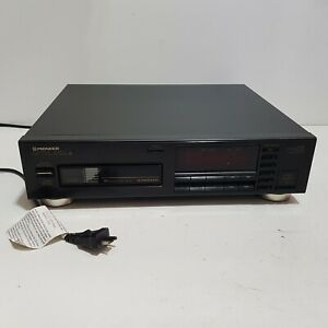Pioneer PD-Z83M Multi-Play CD Player 6-Disc Changer Z SERIES