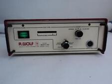 R Wolf S5371.40 Camera Control Unit CCD                  (A2B)