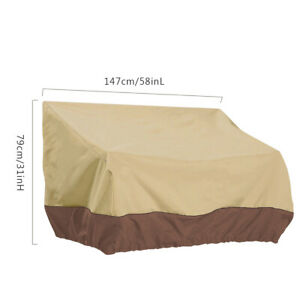 Waterproof Garden Patio Furniture Cover Covers Table Sofa Bench Outdoor