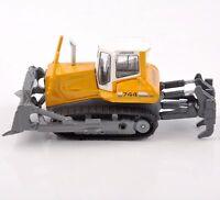 1/87 Liebherr PR 744 Crawler Tractor Model Diecast Engineering Vehicle Truck Toy