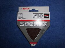 Bosch Schleifflies Vlies 93mm grob Klett Deltaschleifer  2 608 604 494-000