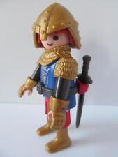 Playmobil Château Extra Figure: Royal Lion Chevalier avec épée (cheveux rouge) NEUF