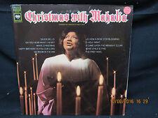 Mahalia Jackson - Christmas With Mahalia - Columbia Records 1968