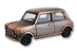 Classic mini shaped metal pencil sharpener