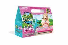 Zimpli Kids Gelli World Fantasy Pack, Sensory Messy Play Kit, Unicorn Fairy