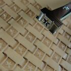 Pro Crafters Series - Star Center Basket Weave Stamp (Leather Stamping Tool)