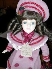 haunted doll's(Christine)12yr, Sassy Little Tag Along,