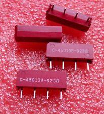 C-45013B Dry Reed Relay 4 Pins x 10pcs