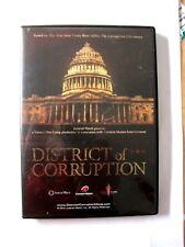 District Of Corruption DVD 2013 Stephen Bannon Government Corruption