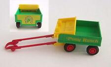 PLAYMOBIL (T4110) FERME EQUESTRE - Chariot pour Enfants Poney Ranch 3713 3775