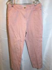 Size 16 Jones Wear Sport Pants Stretch  Pink