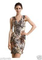 Designer Kleid Patrizia Dini Snake-Print Gr. 38 NEU