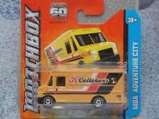 Matchbox 2013 #028/120 P500 orange MBX AVENTURE CITY