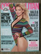 Cosmopolitan magazine November 2017 Kate Hudson Ketamine Kids Love Island Losers