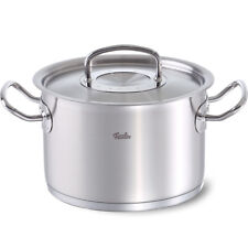 Fissler 16cm 2L Edeltstahl Kochtopf original-profi Collection Induktion Backofen