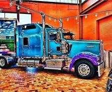 Diy 5D cross stitch kit square Full drill Diamond painting Truck 30cmx40cm,05744