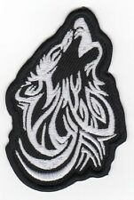 Wolf biker MC PATCH