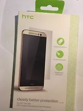 HTC One M9 Original Screen Protector Guard - Clear 99H20079-00 Brand New package