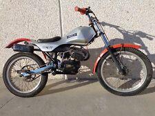 Merlin child trial DG 2 trial bike 50
