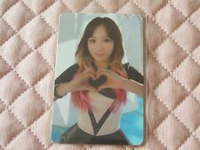 (ver. Taeyeon) Girls' Generation SNSD 3rd Album The Boys Photocard KPOP